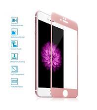 Protector de Pantalla Cristal Templado para Apple IPhone 6 4.7 Color Rosa Oscuro