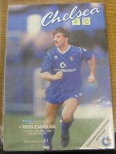 28/05/1988 Play-Off Final Division 2: Chelsea v Middlesbrough  . Thank you for v