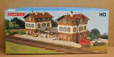 Vollmer 3506B HO Neuenburg Station (Older kit, unbuilt in original box)