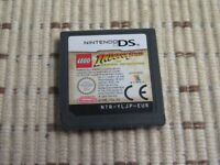 Lego Indiana Jones Die legendären Abenteuer für Nintendo DS, Lite DSi ohne OVP