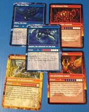 GORMITTI The Invincible Lords Of Nature! Sea Volcano Earth Tribe lot of 5 card