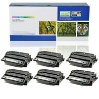 4 Pack CRG-110II 310I 510II 710II Black Toner fit for Canon LBP-3460 6280 6330