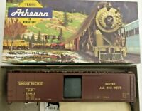 HO scale Athearn Union Pacific 50' DP box car  vintage  Rare UP 554215