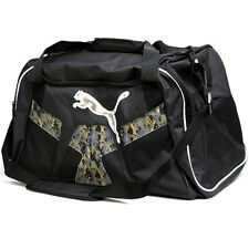 V5.08 Medium bag PUMA 06457822 Black sports  team Shoulder