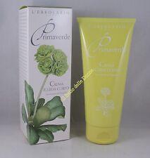ERBOLARIO Crema fluida corpo profumo PRIMAVERDE 200ml donna body cream spring
