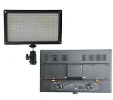 LED 312 DSLR Camera & Camcorder Video Light 312AS Bi-Color Changing Dimmable