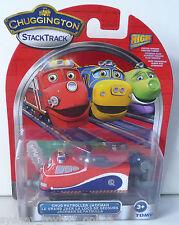 Chuggington Die-Cast Stack Track Chug Patroller Jackman DISCOUNTED