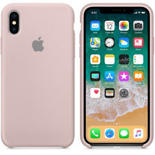 New Genuine OEM For Apple iPhone X/8 8 Plus Case Ultra Thin Silicone Cover