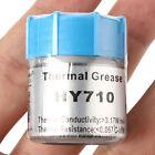 20g PASTA TERMICA COMPOSTO HY710 ARGENTO GRASSO TERMCO PER CPU VGA COMPUTER BUY