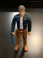 Vintage HAN SOLO Bespin Star Wars Action Figure 1980 Hong Kong - COMPLETE NO COO