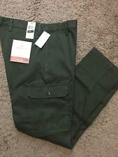 "NWT Men's Dockers ""The Broken In"" Athletic Fit Stretch Cargo Pants 36X34 MSRP$58"