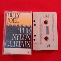Cassette Tape Billy Joel the Nylon Curtain
