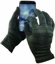 Infused Touch Screen Gloves - Entire Surface Compatible with iPhones, Androids,