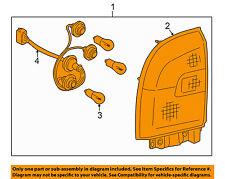 TOYOTA OEM 96-97 RAV4-Taillight Tail Light Lamp Assy Left 8156042030
