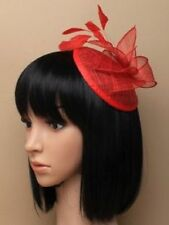 Unbranded Sinamay Casual Fascinators & Headpieces for Women