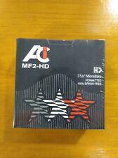 Caja de 10 Discos Diskettes ACI 3 1/2 HD Nuevos precintados, varias unidades