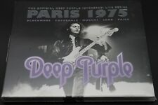Deep Purple - Live in Paris 1975 (2012)(2xCD)(Ear Music – 0208332ERE)(Neu+OVP)