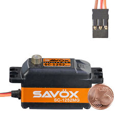 DIGITALE Standard Servo SC-1252MG Low profil savöx 80101042 810222