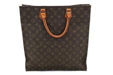 Original Louis Vuitton Sac Plat Monogram Canvas Tasche