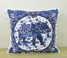 """New Square 16X16"""" Small Pillow Cover Cushion Covers Throw Home Decorative Throw"""
