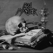 AXEMASTER - OVERTURE TO MADNESS NEW CD