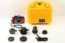 Nikon Nikonos V w/20mm, 35mm [Exc+5] Under Water Film Camera from Japan
