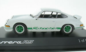 MINICHAMPS - PORSCHE Carrera RS - Museum Edition - 1 von 500 - 1:43 in OVP /Box