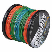 Super Strong 8 Strands 300M-1000M Dorisea PE Dyneema Braid Fishing Line/Agepoch