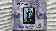 Bon Jovi Something For The Pain (Rare/N Mint) Ltd Ed Digi