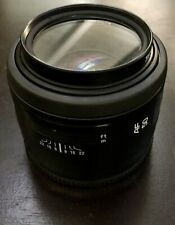 Minolta AF 50mm F/1.7 Lens w/UV filter and lens caps
