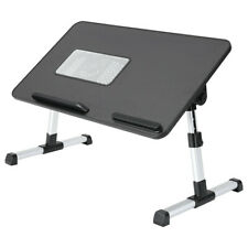 New listing Adjustable Folding Laptop Table Stand Bed Baby computer desk Sofa Food Tray Us