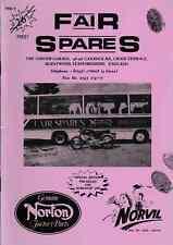 Norton Motorcycles. Fair Spares 1993 Spares Catalogue