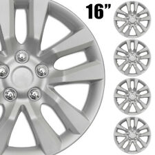 """4pc NEW Fits Nissan ALTIMA 2013-2018 Hubcap -Premium Replacement 16"""" Wheel Cover"""