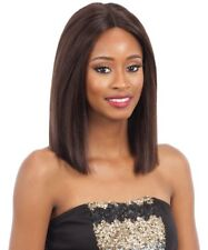 BRIGIT - NAKED UNPROCESSED BRAZILIAN REMY 100 HUMAN HAIR LACE FRONT WIG