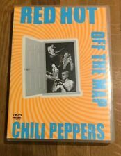 Red Hot Chili Peppers - Off the Map DVD 2001 - Excellent Condition
