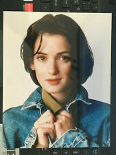 Winona Ryder #2, headshot photo