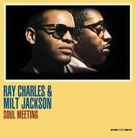 Ray Charles Milt Jackson Soul Meeting 180G Vinyl LP Record
