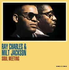 Ray Charles Milt Jackson Soul Meeting 180G Vinyl LP Record