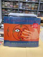 Elvis Costello 2 LP Hey Clockface Transparent Red Vinyl RSD 2020