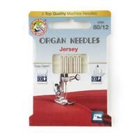 Organ Twin Needle HAx1 11//80 Sewing Machine 2.5mm gap