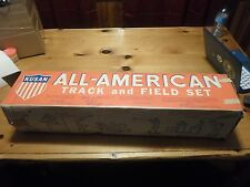 Kusan K-80 All American Track and Field Set in box RARE!!