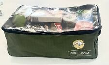 Canvas Bag Clear Top for 4wd and camping