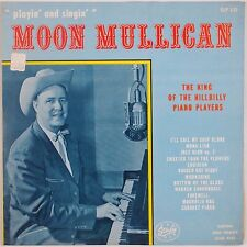 MOON MULLICAN: Playin' and Singin' USA Starday ORIG Rockabilly LP Country