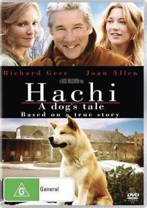 Hachi - A Dogs Tale DVD