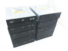"10x Bulk Job Lot Internal 5.25"" SATA DVD-RW Optical Disc Drive For PC"