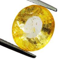 Schmuck und natürliche Saphire in Gelb