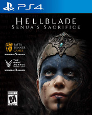 Hellblade: Senua's Sacrifice, For PlayStation 4, Viking Age, Combat, PS4 Game