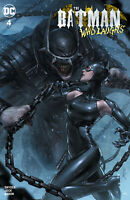 Batman Who Laughs 4 DC Jeehyung Lee Catwoman Trade Variant Scott Snyder Jock