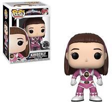 POP! TV Power Rangers Series 7 Kimberly #671 Vinyl Figure Funko
