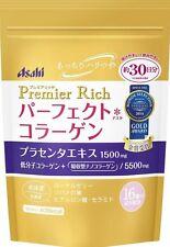 New Asahi Perfect Asta Collagen Powder Rich Premium 228g (30 Days) From Japan